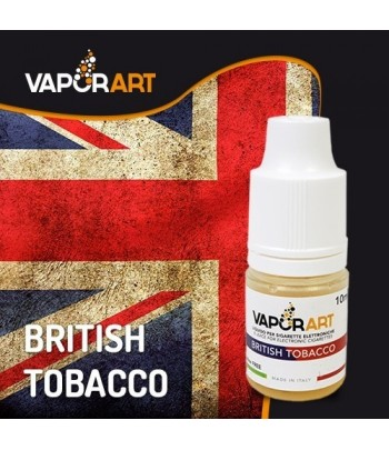 Vaporart - British Tobacco