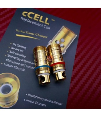 Vaporesso Target CCELL Coil ss316 0.5 - 0.6 Ω