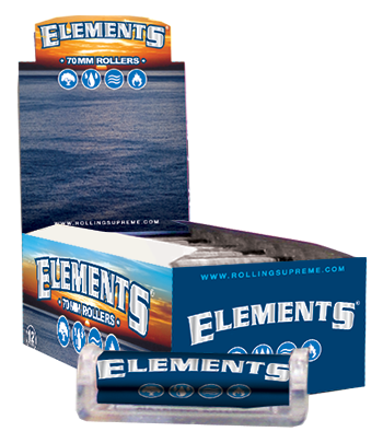 Elements Rollers 70mm
