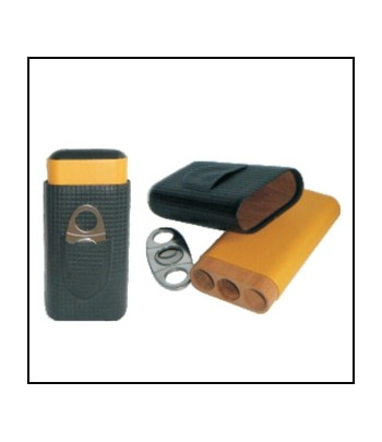 3CT Cigar Case Sikarlan