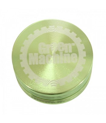 2 Part Green Machine Grinder 40mm