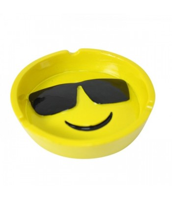 Emoji Ashtray - Cool Face