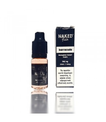 Naked Fish Barracuda 10ml