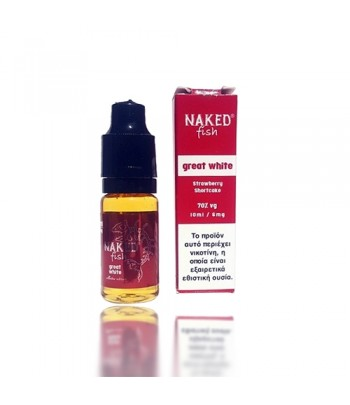 Naked Fish Great White 10ml