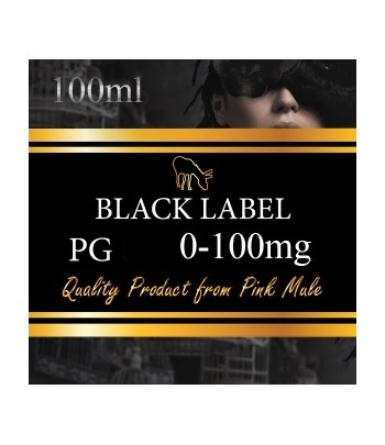 Pink Mule - Black Label 100PG
