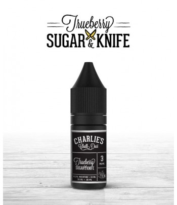 Charlie's - Trueberry Sugar and Knife
