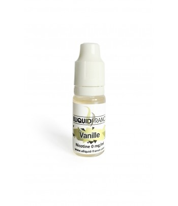 Single Vanilla - Eliquid France