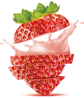 Single Strawberry - Eliquid France