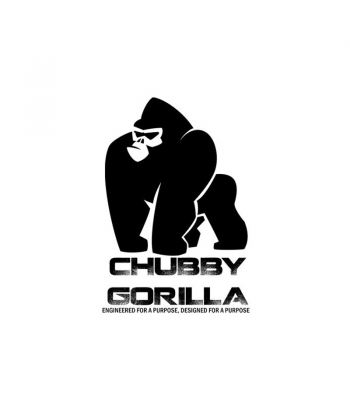 CHUBBY GORILLA 120ML PET