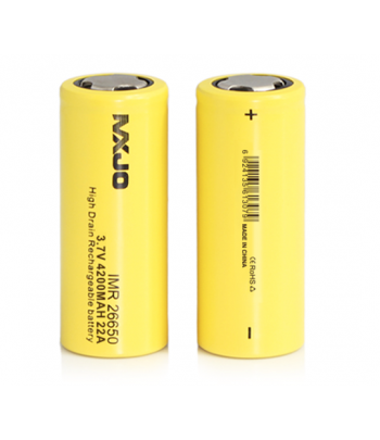 MXJO 26650 4200Mah 22A Battery