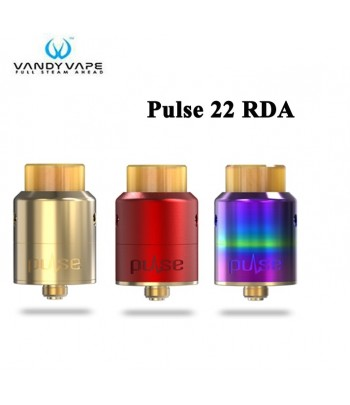 Vandyvape Multi-color Pulse 22 BF-RDA Atomizer
