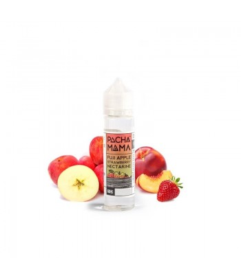 CHARLIES MIX AND VAPE FUZI APPLE STRAWBERRY NECTARINE