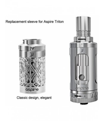 Triton Hollow Sleeve by Aspire