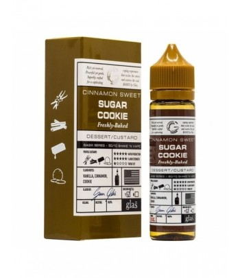Glas Basix Flavour Shot Sugar Cookie