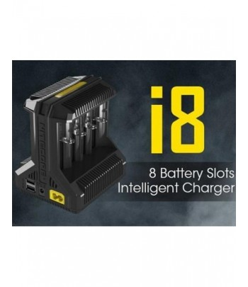 Nitecore i8 multislot intelligent charger eu