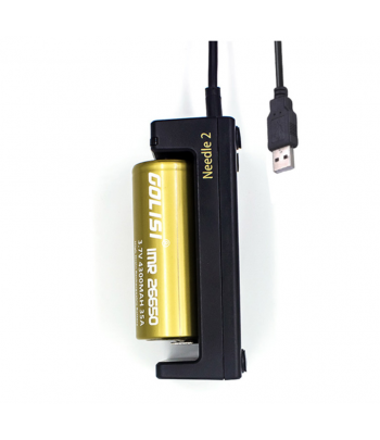 GOLISI Needle 2 Charger Charger Black