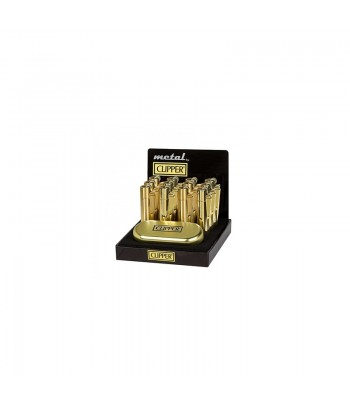CLIPPER Metal Gold