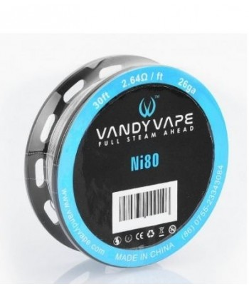 VandyVape Pure Nickel Ni80