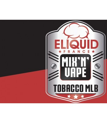 Eliquid France Mix and Vape - Single MLB