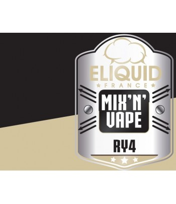 Eliquid France Mix and Vape - Single RY4