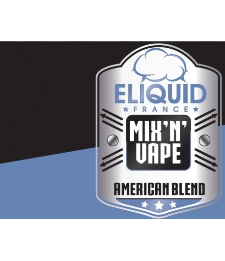Eliquid France Flavour Shot - Single American Blend