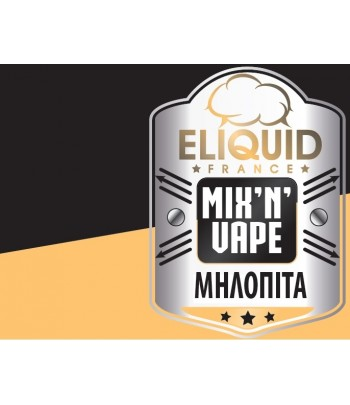 Eliquid France Mix and Vape - Single Apple Pie