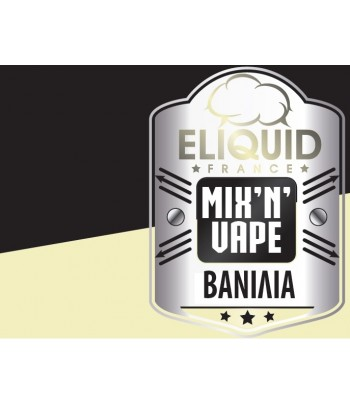 Eliquid France Mix and Vape - Single Vanilla
