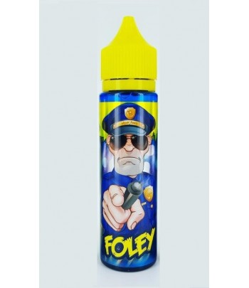 Eliquid France Cop Juice Mix and Vape Foley