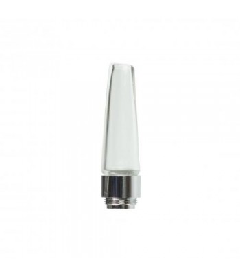 Flowermate glassmouthpiece Mini Transparent