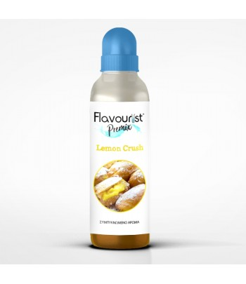 Flavourist Mix and Vape Lemon Crush
