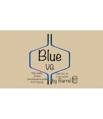 BARREL BASE 100ML BLUE VG