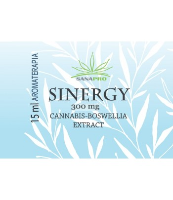 Sanapro Cbd Shot Synergy 15ml 300mg