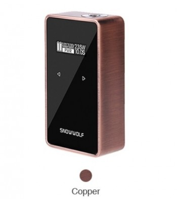 SNOWWOLF 200W C TC Box MOD Copper