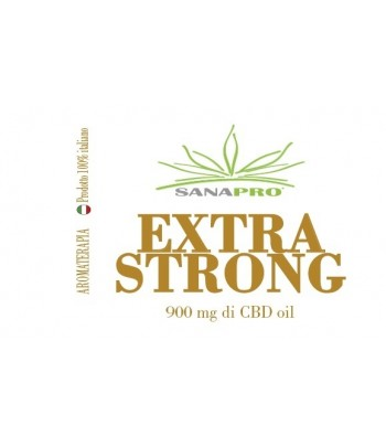 Sanapro Cbd Shot Extra Strong 15ml 900mg