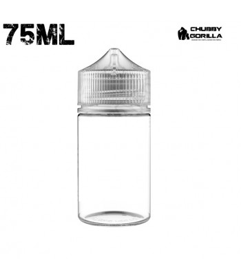 75ml Chubby Gorilla V3 Unicorn Bottle