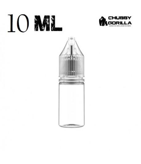 10ml Chubby Gorilla V3 Unicorn Bottle