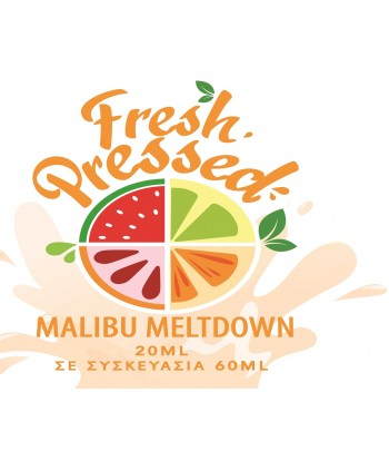 Fresh Pressed Malibu Meltdown Flavour Shot