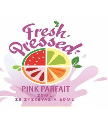 Fresh Pressed Pink Parfait Flavour Shot