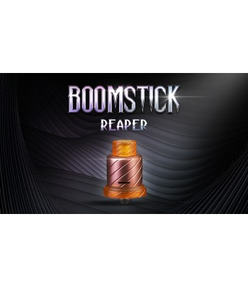 Italy Design BoomStick Engineering Reaper 18mm MTL RDA