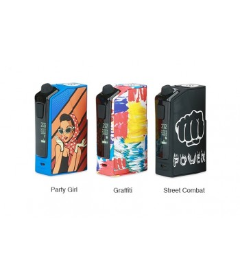 OUMIER Flash VT-1 222W TC Box MOD