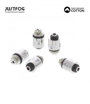 JUSTFOG Organic Cotton Coil for 14/16 Series