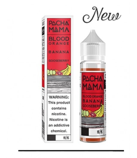 Charlies Flavour Shot Blood Orange