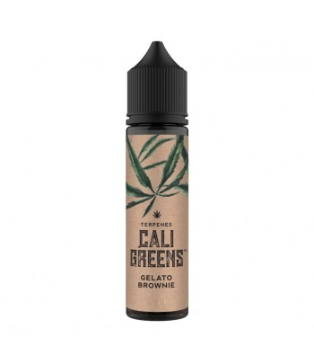 Cali Greens Flavour Shot Gelato Brownie