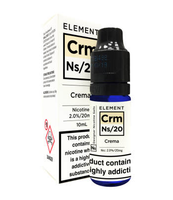 Element Crema Nic Salt 20mg