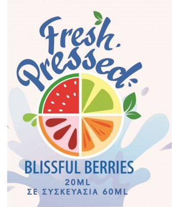 Fresh Pressed Flavour Shot Blissful Beries