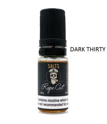 Ropecut Dark Thirty Salt 10ml 20mg