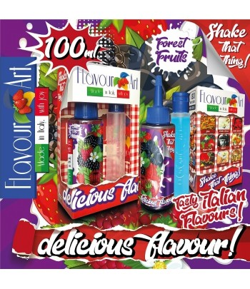 Mix & Shake Flavourart Forest Fruits 100ml