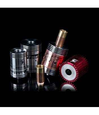 brass and copper drip tip