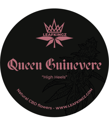 Leafkingz Queen Guinevere 3mg