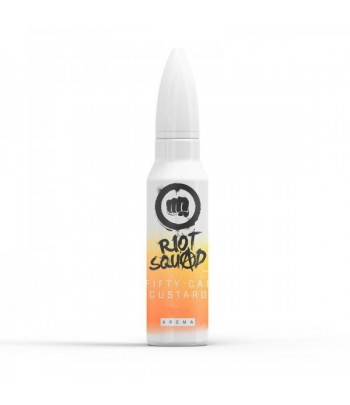 Riot Squad Flavour Shot Fifty Cal Custard